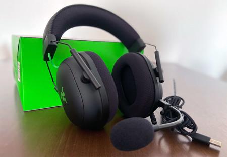 Análisis de los Razer BlackShark V2: peso reducido y sonido espacial THX en unos auriculares comodísimos