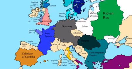 Es posible aprender TODA la complejísima historia de Europa en apenas diez minutos