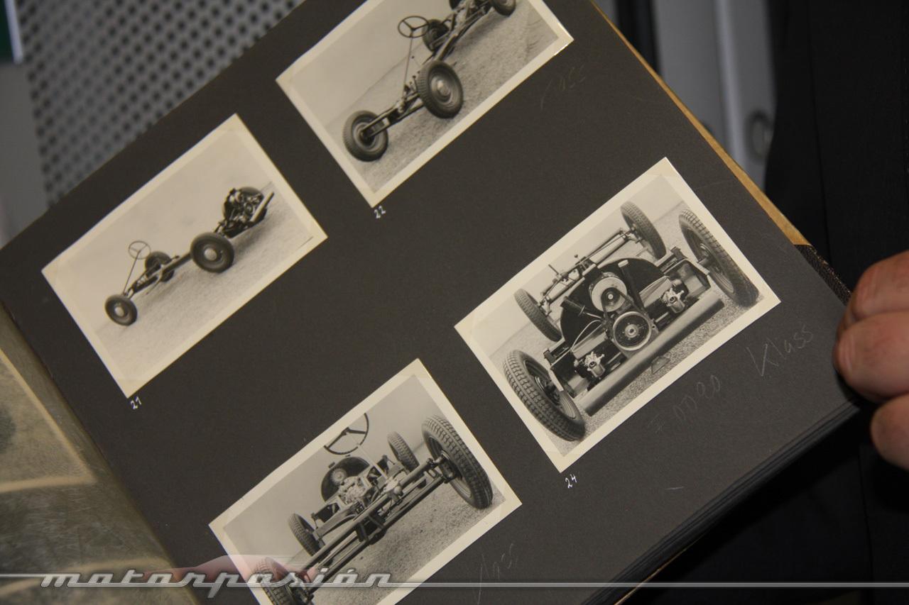 Foto de Museo Porsche: los archivos históricos (7/25)