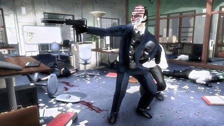 E3 2011: Sony anuncia 'Payday: The Heist', atracos de banco en online cooperativo