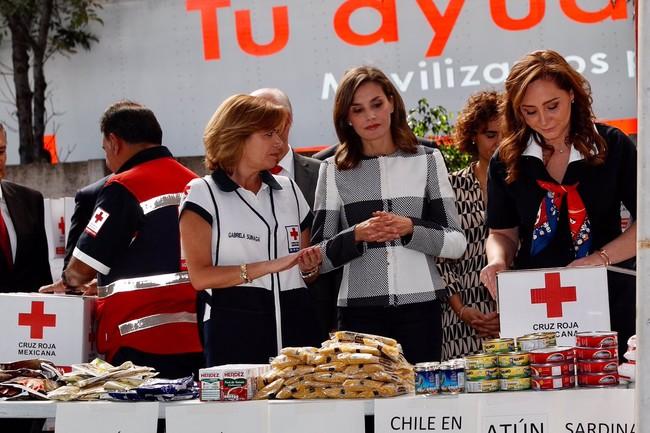 Dona Letizia En Mexico 1