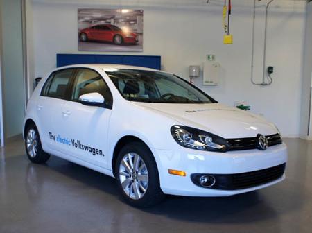 El Volkswagen Golf blue-e-motion, continúa con sus pruebas en California