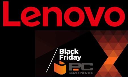 Día Lenovo en el Pre Black Friday de PcComponentes: equipos Lenovo a mejores precio y sorteo de un equipo gaming