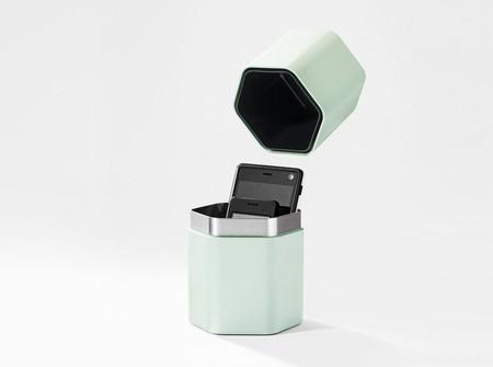 Una caja de diseño para combatir la adicción al móvil