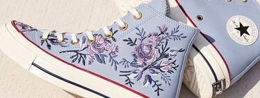 Converse bordadas: la tendencia que arrasa para dar un estilo personal a tus zapatillas favoritas