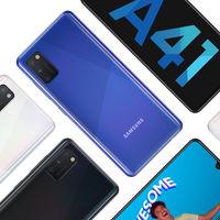 El Samsung Galaxy A41 llega a España: precio y disponibilidad oficiales