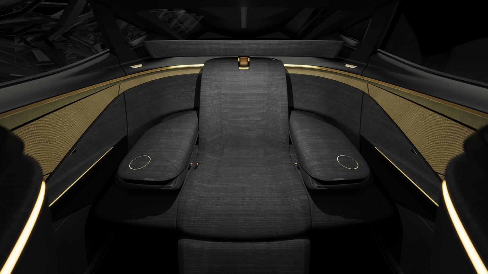 Foto de Nissan IMs EV Sports Sedan concept (26/31)