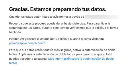 Datos Apple Mail