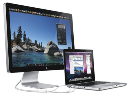Las conexiones del Mac: salida de monitor