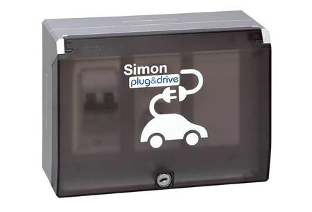 Cargador Coche Electrico Simon