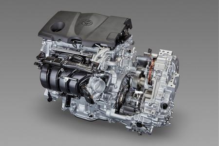 Toyota Motor 2 5