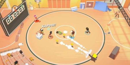 Stikbold! A Dodgeball Adventure regresará un deporte muy adictivo a las consolas
