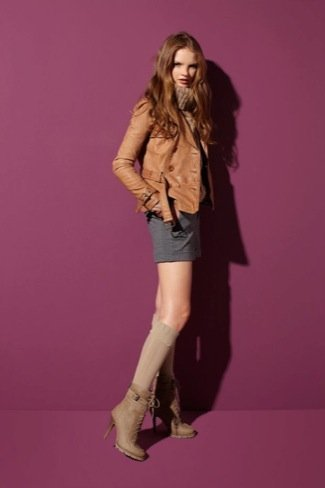 Bershka Otoño-Invierno 2010/2011: shorts