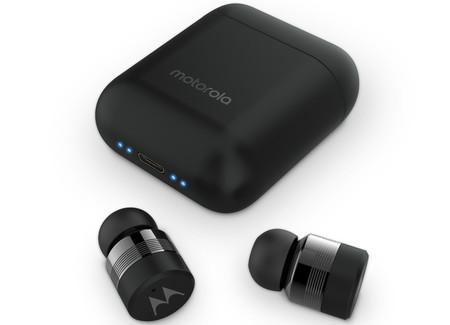 Motorola presenta los auriculares VerveBuds 110: sonido sin cables con hasta cuatro horas de autonomía