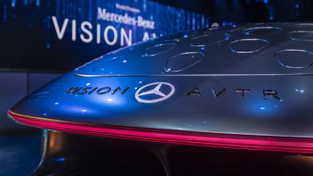 Mercedes Benz Vision Avtr 11
