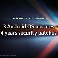 Hasta cuatro años de actualizaciones en tu teléfono Xiaomi: así es la nueva política que estrenarán los Xiaomi 11T