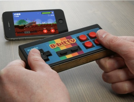 8-Bitty, gamepad para los dispositivos iOS de la mano de iCade