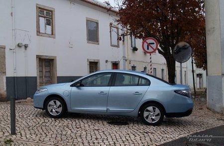 Renault Fluence Z.E., presentación y prueba en Lisboa (parte 3)