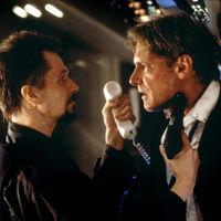 'Air Force One': Harrison Ford es el presidente más heroico en la trepidante película de acción de Wolfgang Petersen
