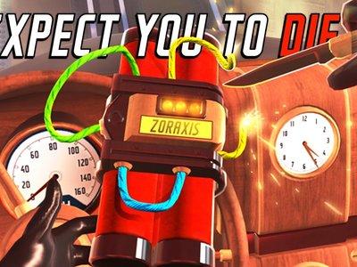 I Expect You to Die llegará a más personas en el mundo a través de PlayStation VR
