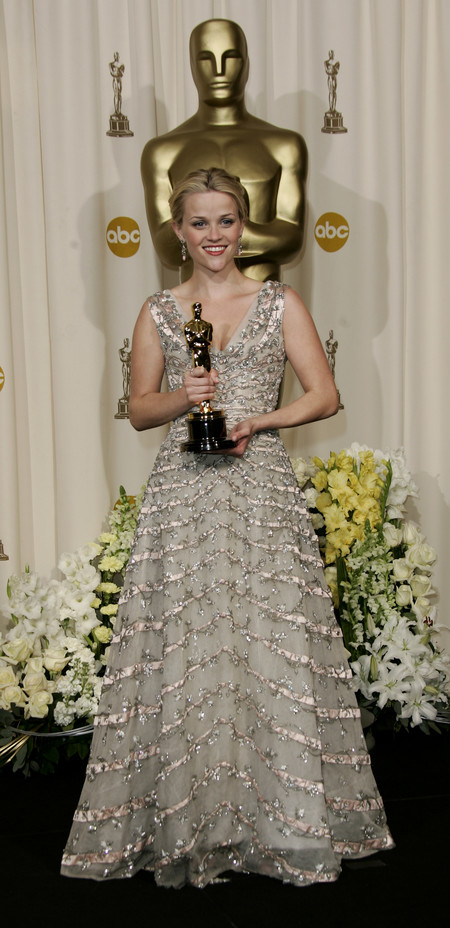 Reese Witherspoon Oscar 2005