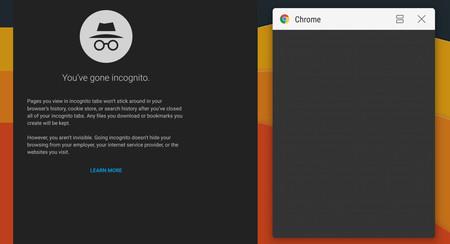 Chrome 65 añade dos cambios para proteger tu privacidad cuando navegas en modo incógnito