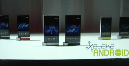 Se filtran los precios de toda la gama Sony Xperia NXT