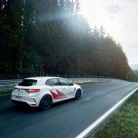 Hay un nuevo rey de tracción delantera en Nürburgring: Renault Mégane R.S. Trophy R