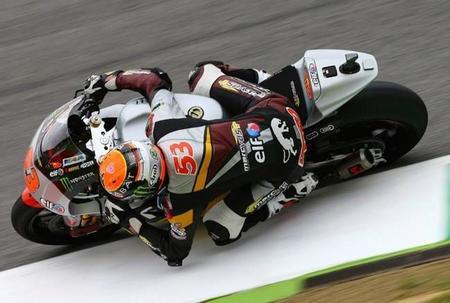 Tito Rabat dominó el viernes en Moto2