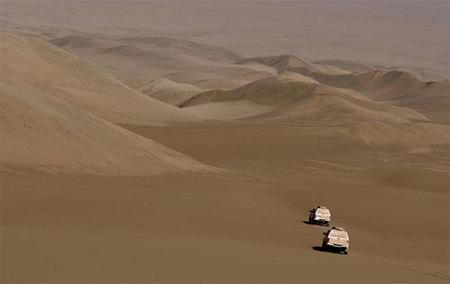 Rally Dakar 2010: Argentina y Chile (el recorrido)