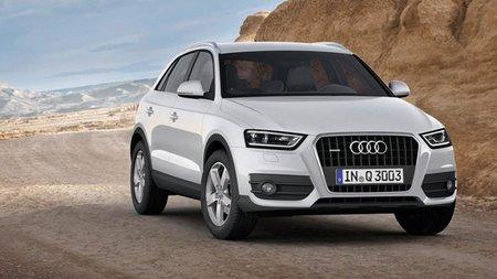 Audi Q3, todos los datos y fotografías oficiales