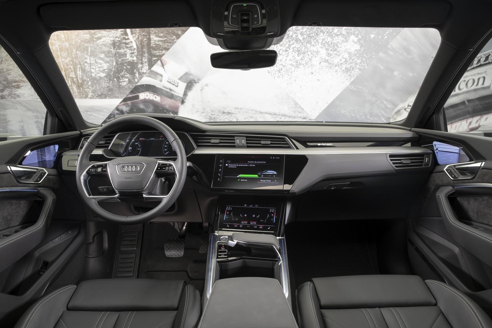 Foto de Audi e-tron (21/111)
