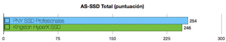 PNY SSD Professional benchmarks