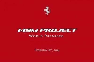 El nuevo Ferrari California se presentará el 12 de febrero