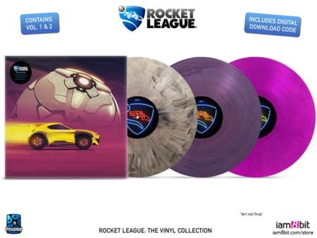 Rocketleague Vinyl Iam8bit 600x450