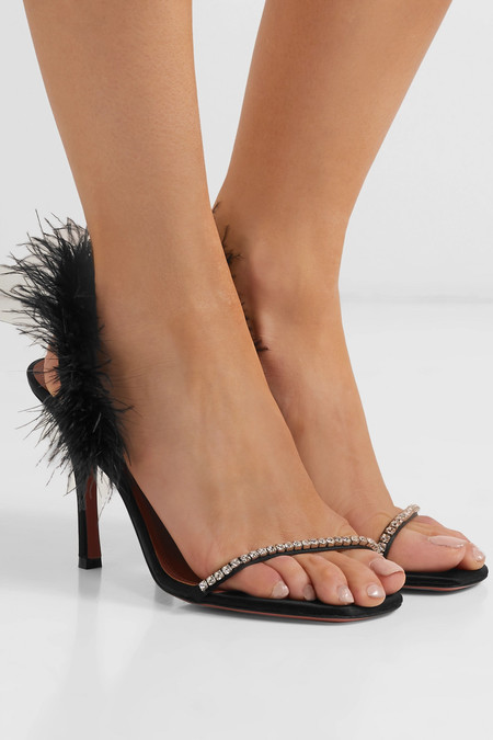 Zapatos Plumas 08