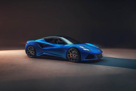 Lotus Emira 1 7