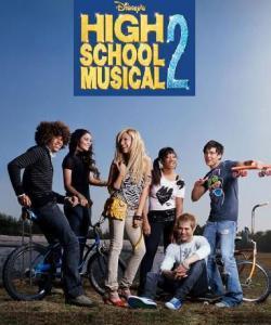 High School Musical 2 en Cuatro en Noviembre