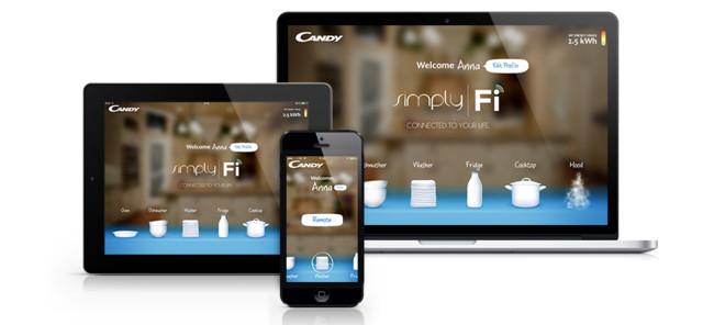 App Simplyfi Candy
