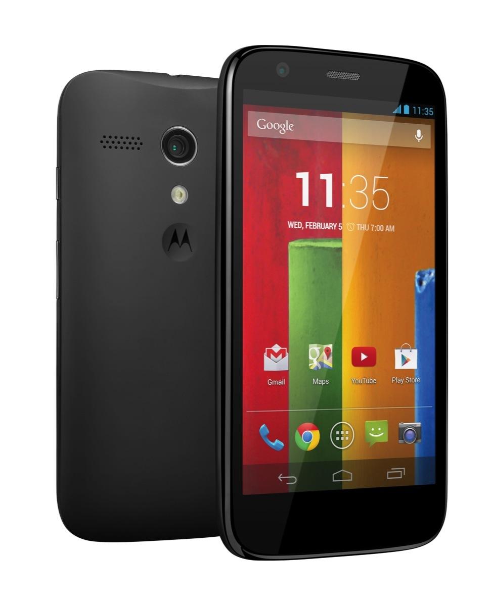 Foto de Motorola Moto G (12/23)