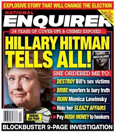 El sicario de Hilary