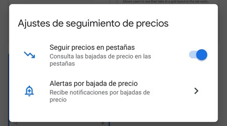 Seguimiento Ofertas Google™ Chrome™