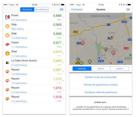 Gas All App De La Semana 2