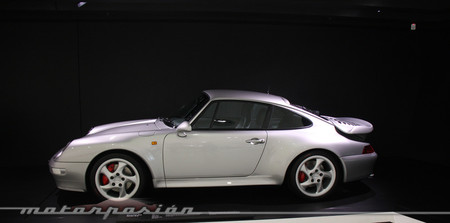 Mi Porsche 911 Turbo favorito