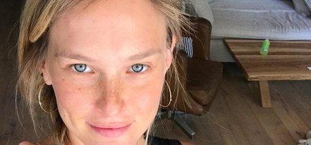Son muchas las celebrities que cuelgan imágenes suyas en las RRSS sin gota de maquillaje