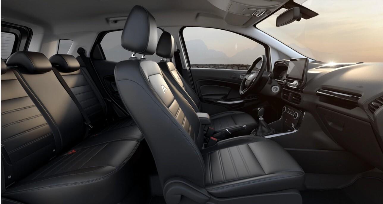 Foto de Ford EcoSport Active 2021 (17/18)