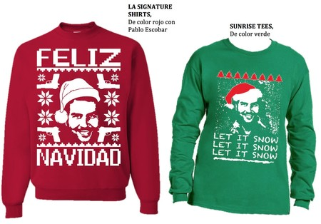 Ugly Sweater Narcos