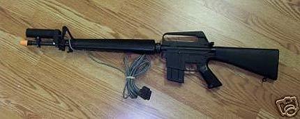 La otra pistola de Super Nintendo