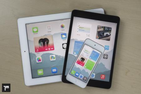 No sabemos como será iOS 8, pero nos encantaría que fuera como este concepto