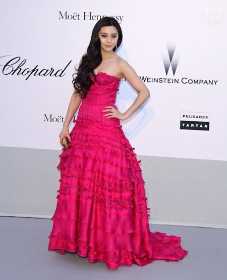 Fan Bingbing Lous Vuitton